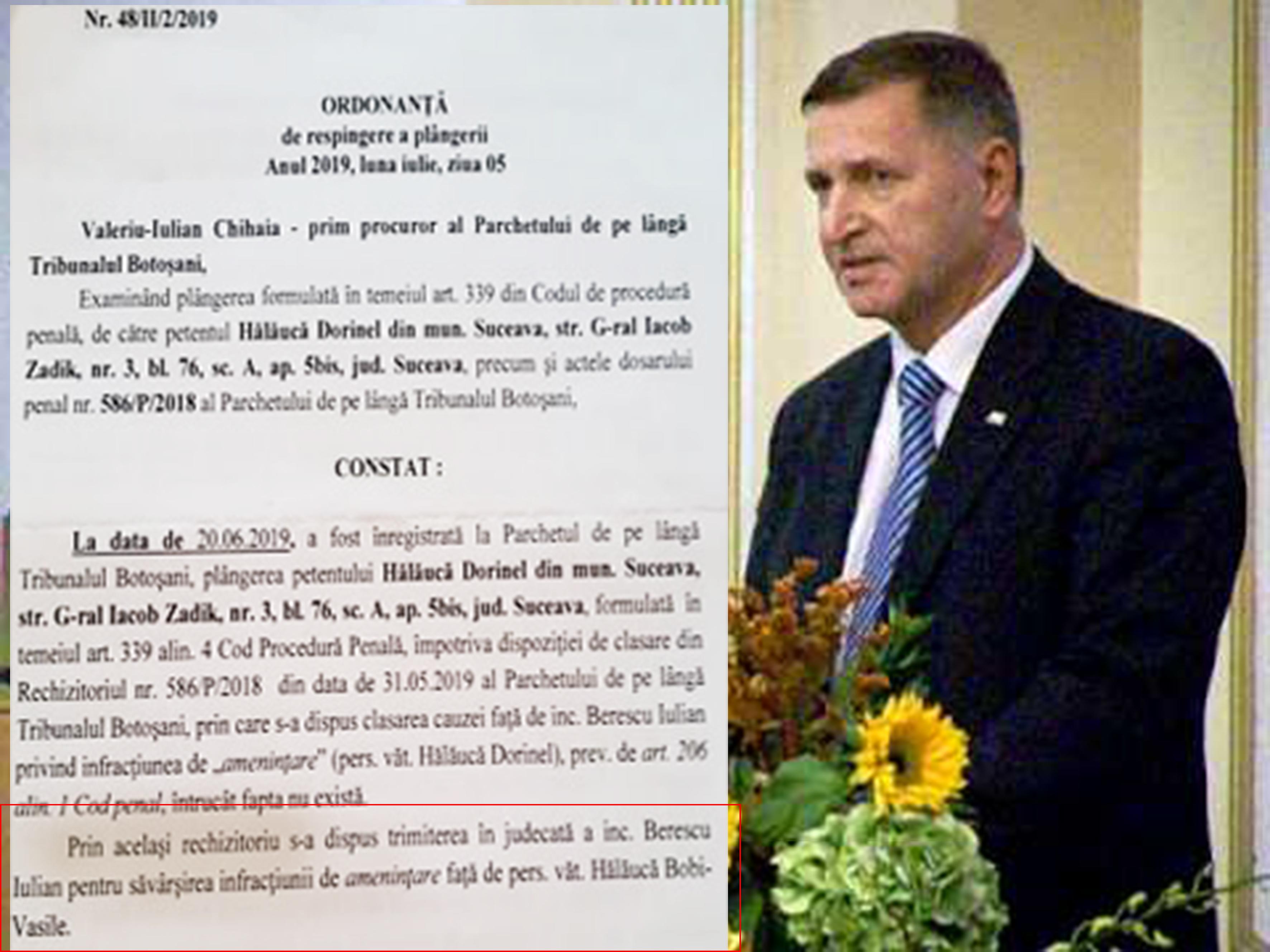 Dosar Columbo - EXCLUSIV. Controversatul miliardar Berescu, fost șef la SOCAR, trimis în judecată pentru amenințare cu arma. Rechizitoriu făcut pe hârtie igienică 8