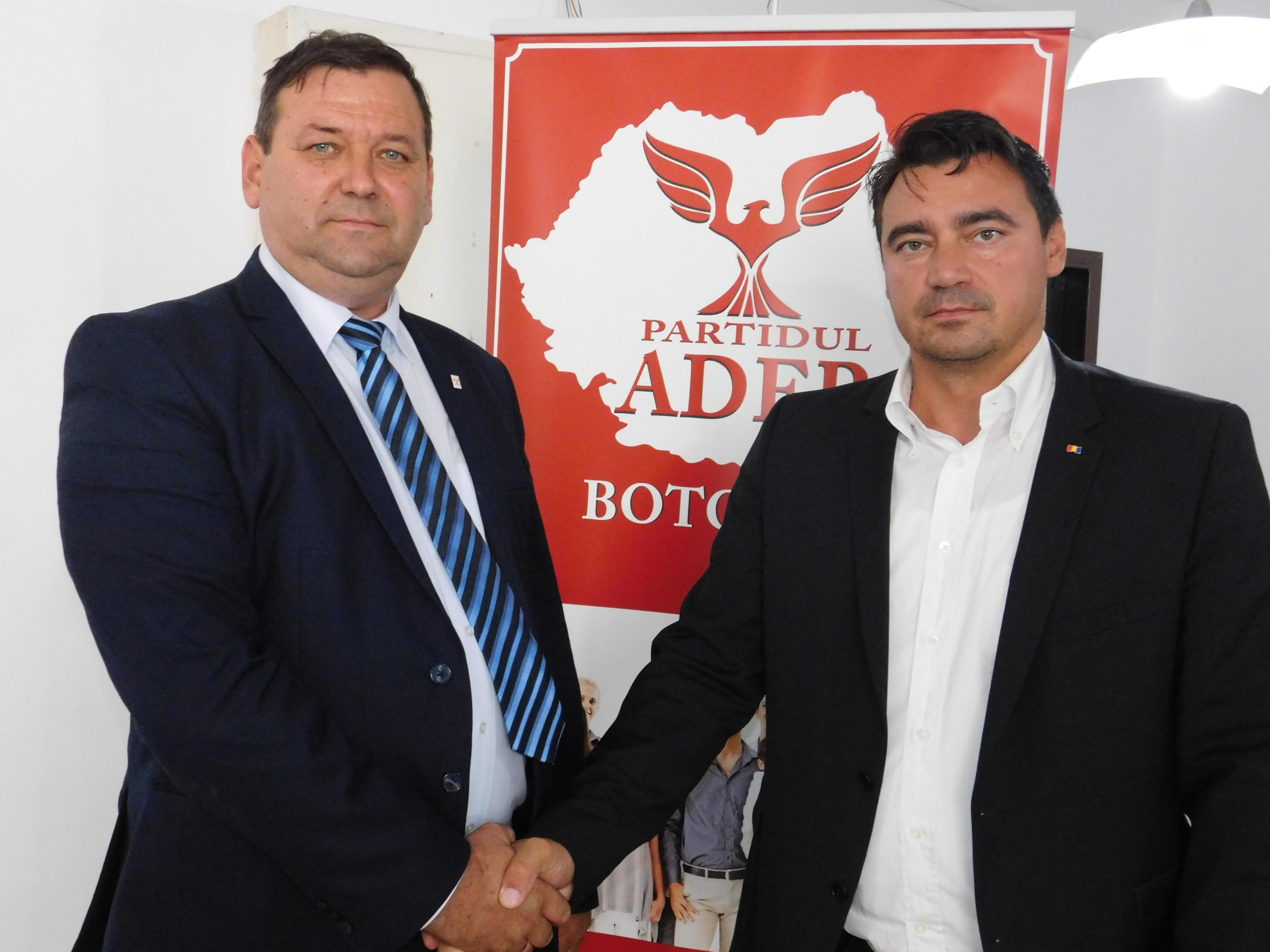 Candidatul ADER pentru prezidențiale a fost la Botoșani. Vezi ce a spus liderul local Plamadă - foto/video 22