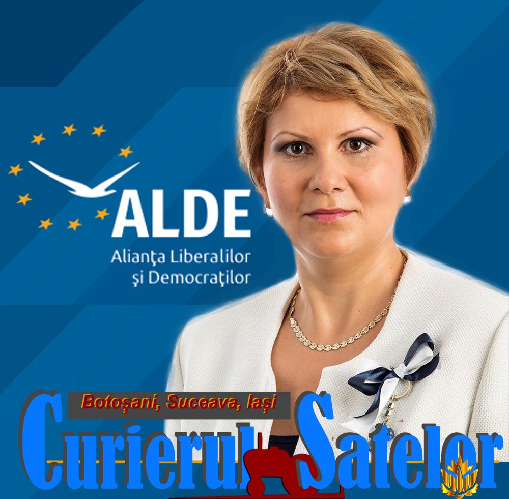 Apelul noului președinte ALDE Botoșani: împreună putem fi o forță 10