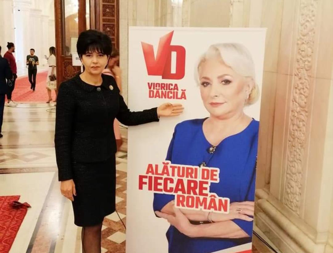 """Președintele PSD Botoșani Doina Federovici: """"Botoșănenii merită un președinte care să le asigure stabilitatea și continuarea creșterii nivelului de trai"""" 22"""