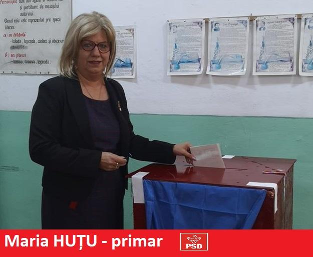 Primărița care a perfuzat PSD-ul în Botoșani 7