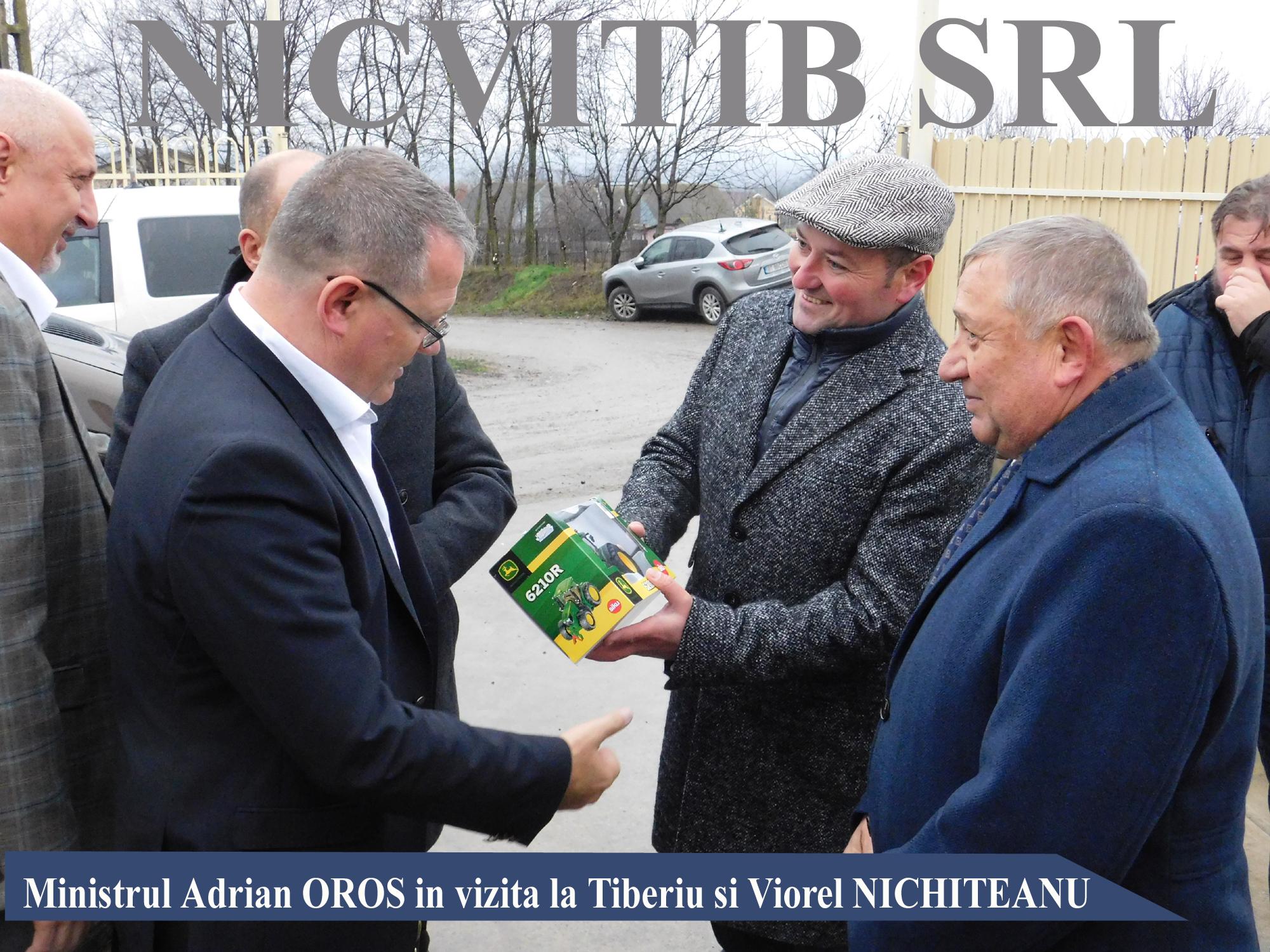 Video Ministrul Agriculturii a aflat de la Tibi și Viorel Nichiteanu ce înseamnă munca 20