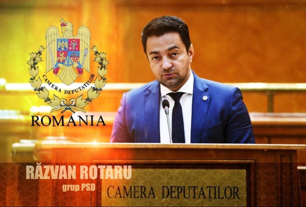 """Răzvan Rotaru, deputat PSD: """"Rareș Bogdan, ajunge cu nesimțirea de liberal cu care te-ai urcat pe voturile românilor! Cere-și scuze imediat de la botoșănenii pe care i-ai jignit! 20"""