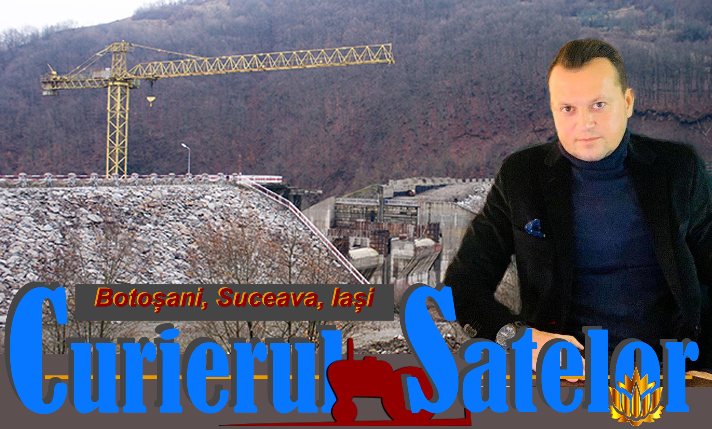 Început de Ceaușescu în urmă cu 30 de ani, barajul din Hunedoara se finalizează cu o firmă din Botoșani. Hidroplasto își confirmă cartea de vizită 11