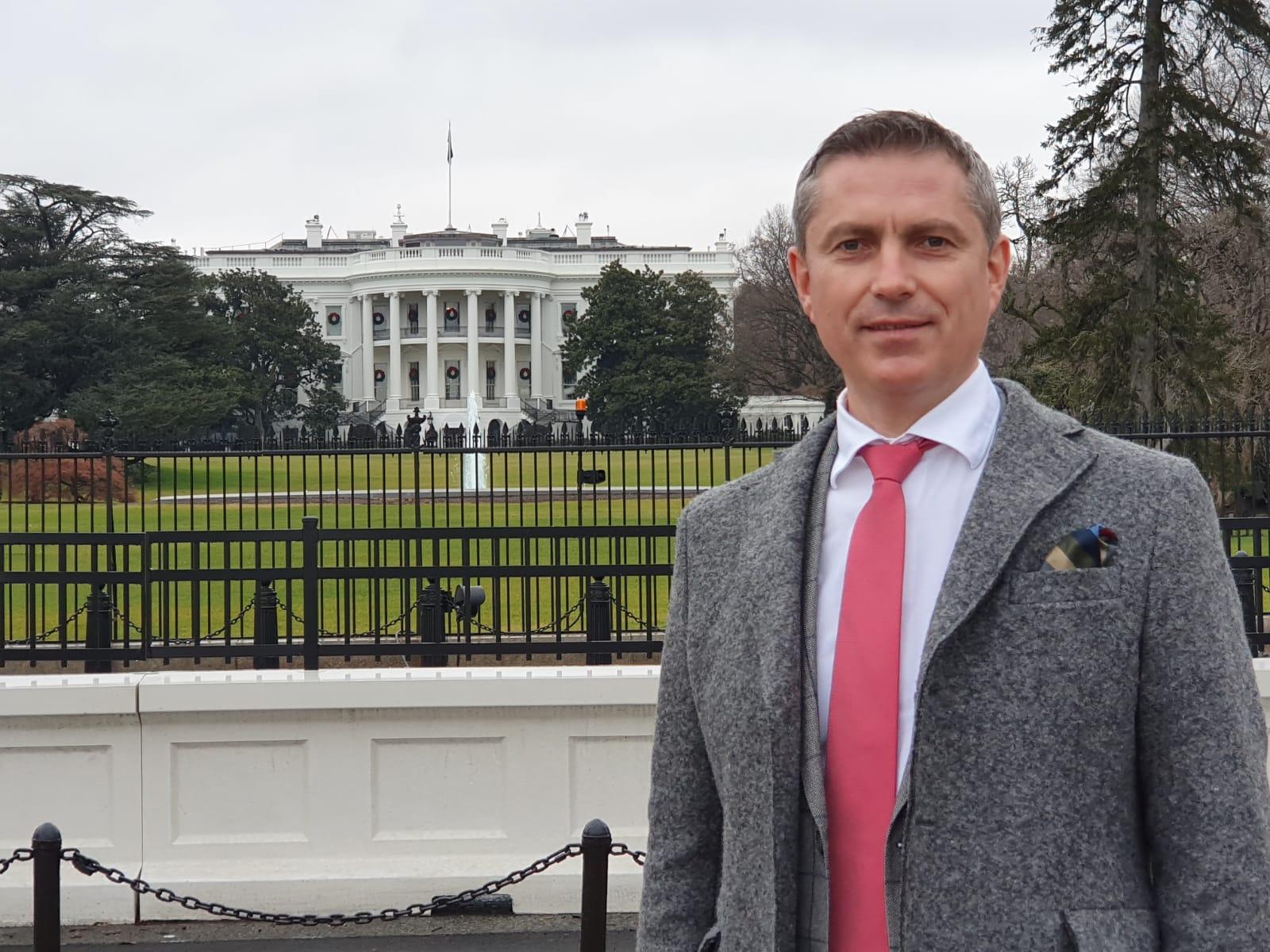 Deputatul Costel Lupașcu prezent în Washington D.C. – SUA la Forumul Parlamentar Transatlantic 28