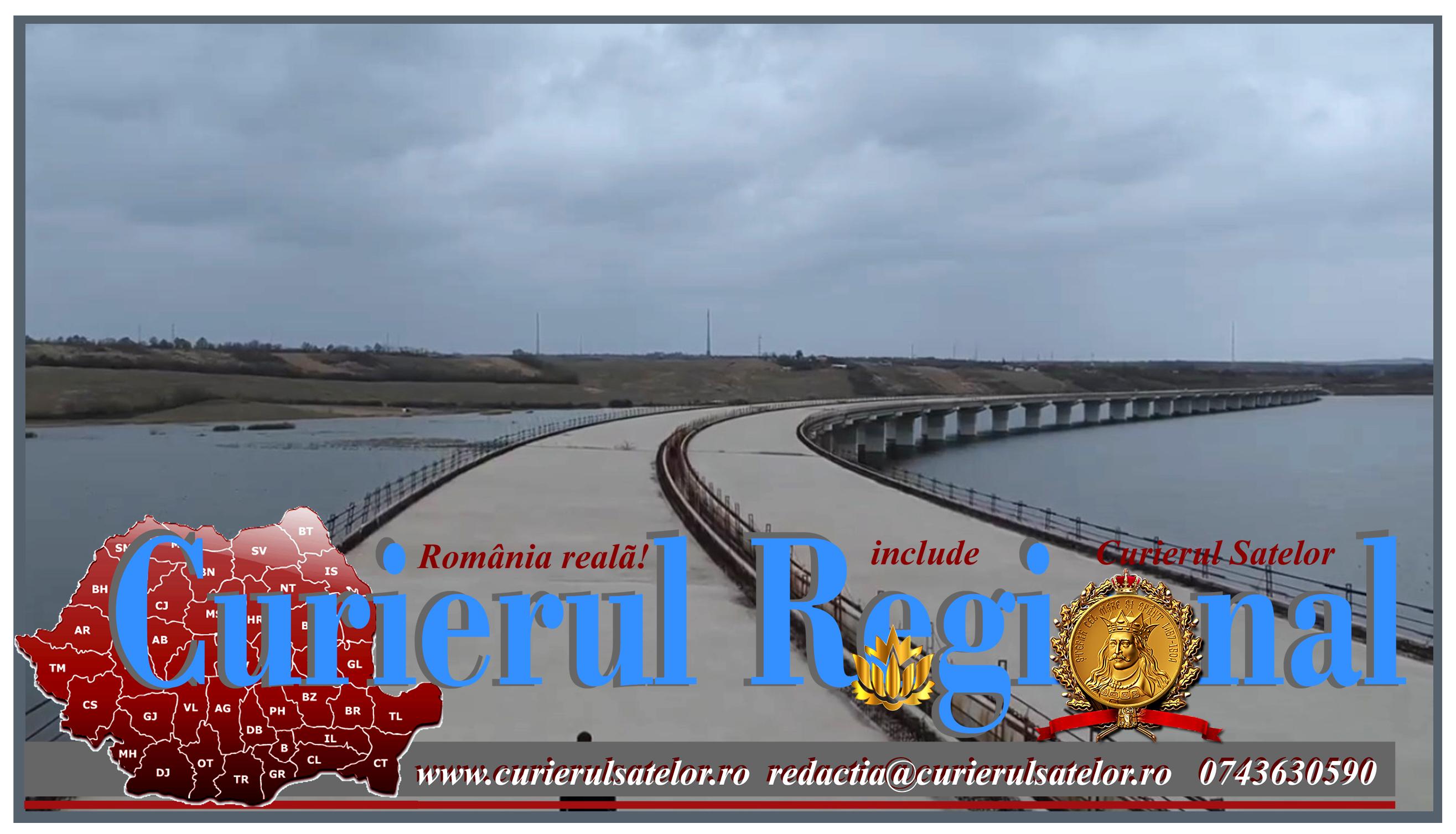 Video incredibil Cel mai mare viaduct din Europa se află în România dar noi mergem prin noroi. Adevărul despre autostrada Bechtel 10