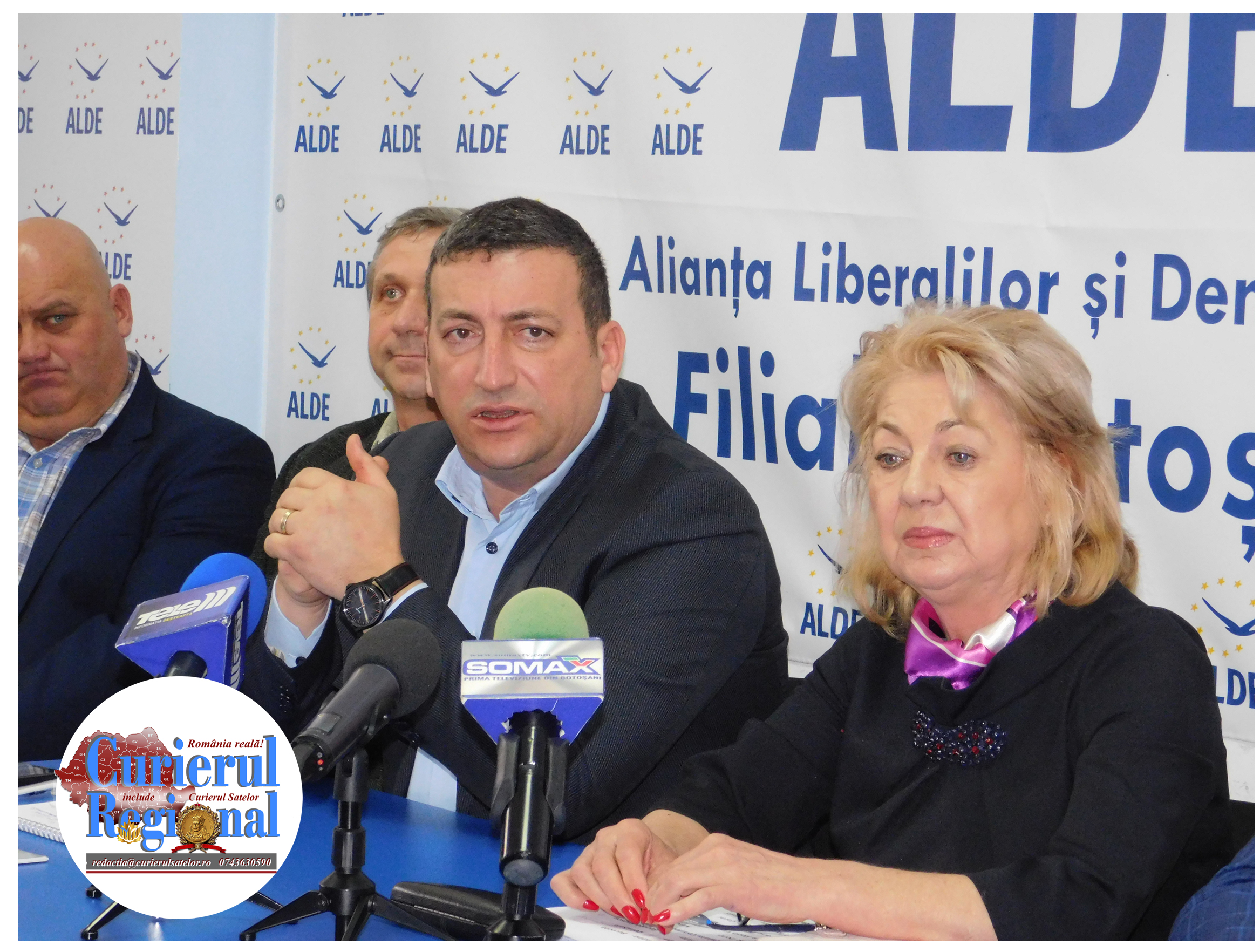 Încă 9 cu ALDE în frunte pentru județul Botoșani - Foto/Video 9