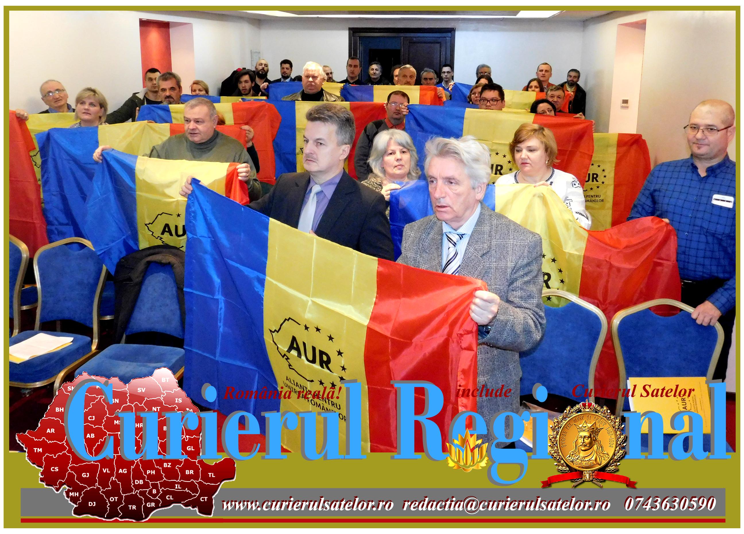 Partidul de AUR al lui George Simion s-a lansat și la Botoșani 14