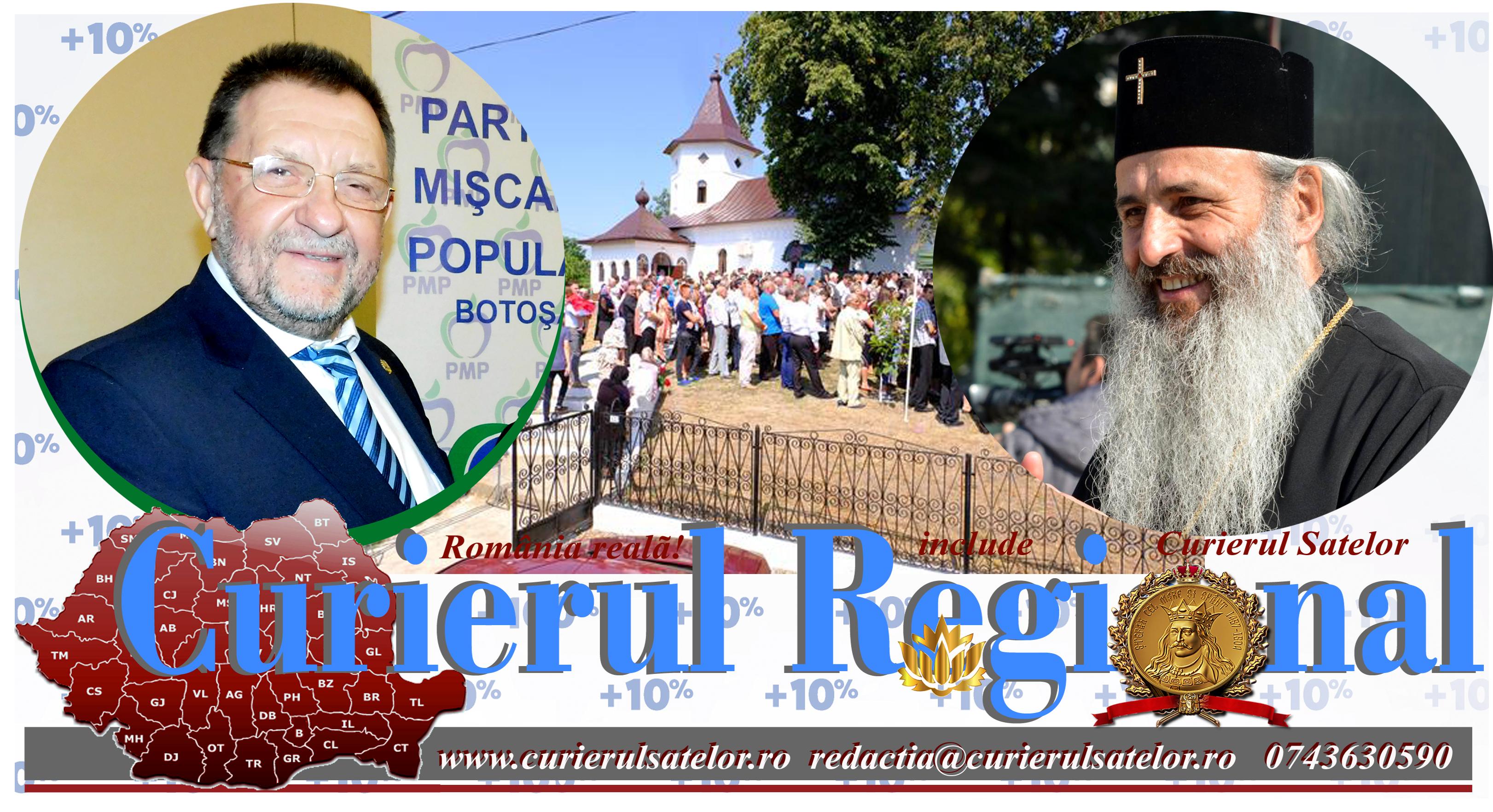 Salvarea satelor descoperită de un politician după vizita IPS Teofan în Botoșani - video 8