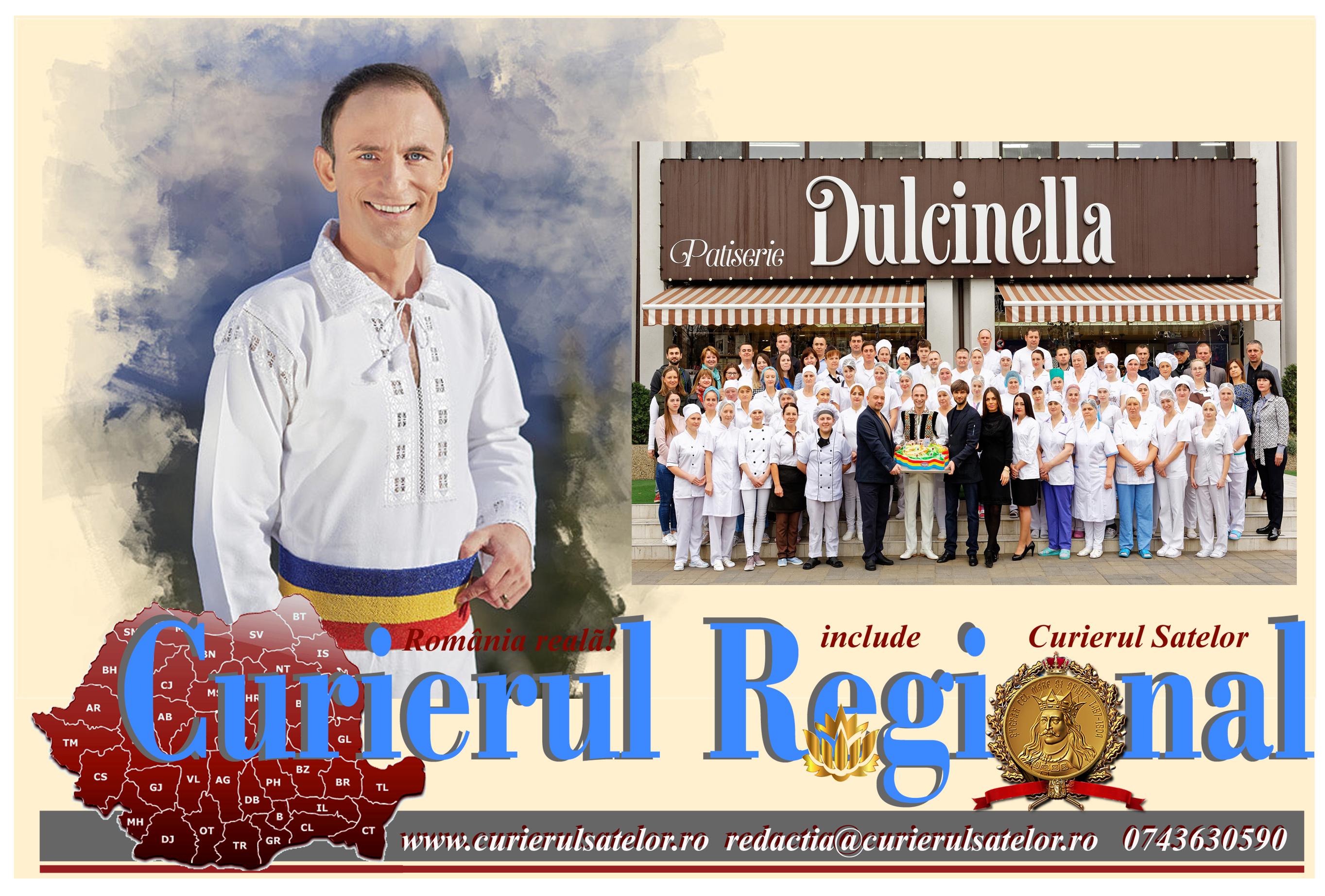 Video Celebrul Ion Paladi va deschide un magazin Dulcinella în Botoșani. Alte 5 magazine deschise în România 5