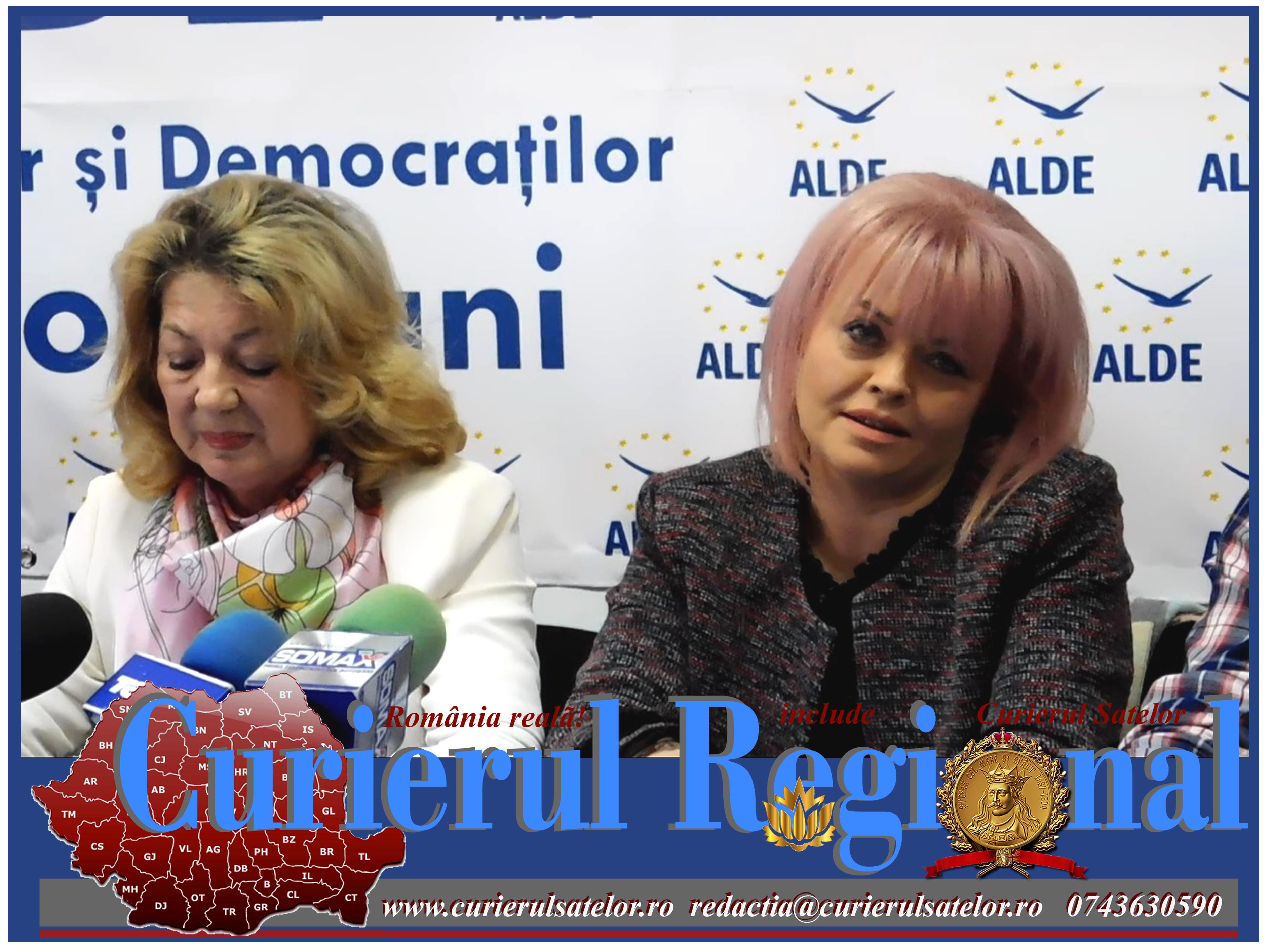 Amazoanele de la ALDE, speranța copiilor și bătrânilor oropsiți din județ 24