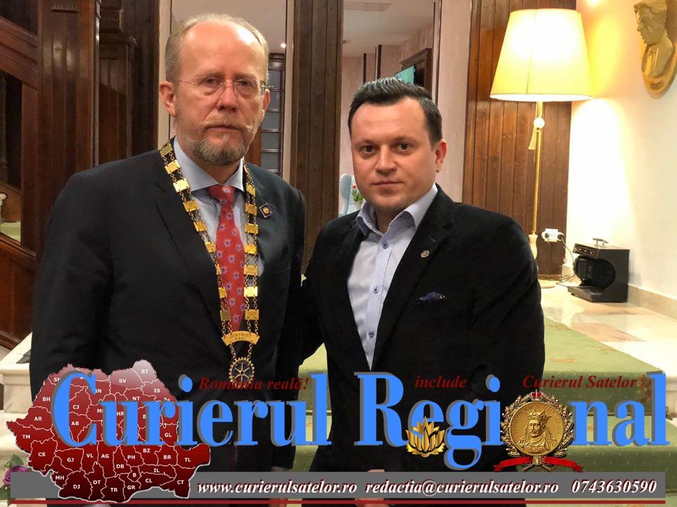 Paturi cu telecomandă pentru bătrânii județului. Acțiune Rotary Club de primăvară 25