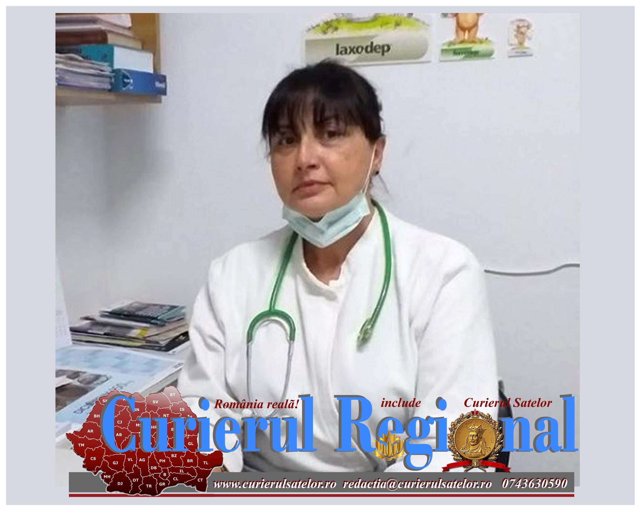 Tamara Ciofu luptă cu Covid 19 și riscă oferindu-și ajutorul pentru cei ce nu au medic de familie 21