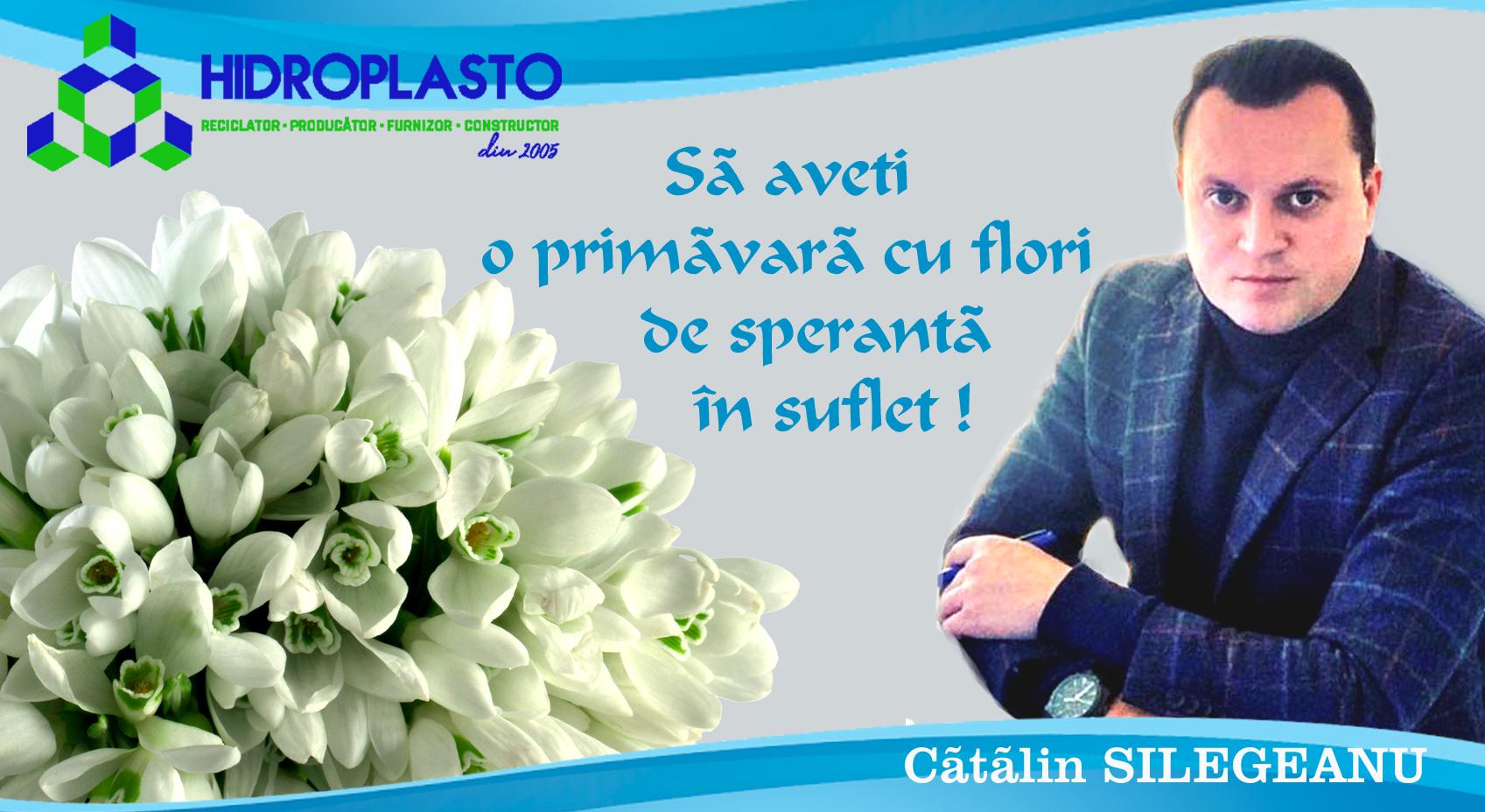 Mesaj de 1 Martie al unui om de afaceri pentru toți românii ce încă simt românește 26