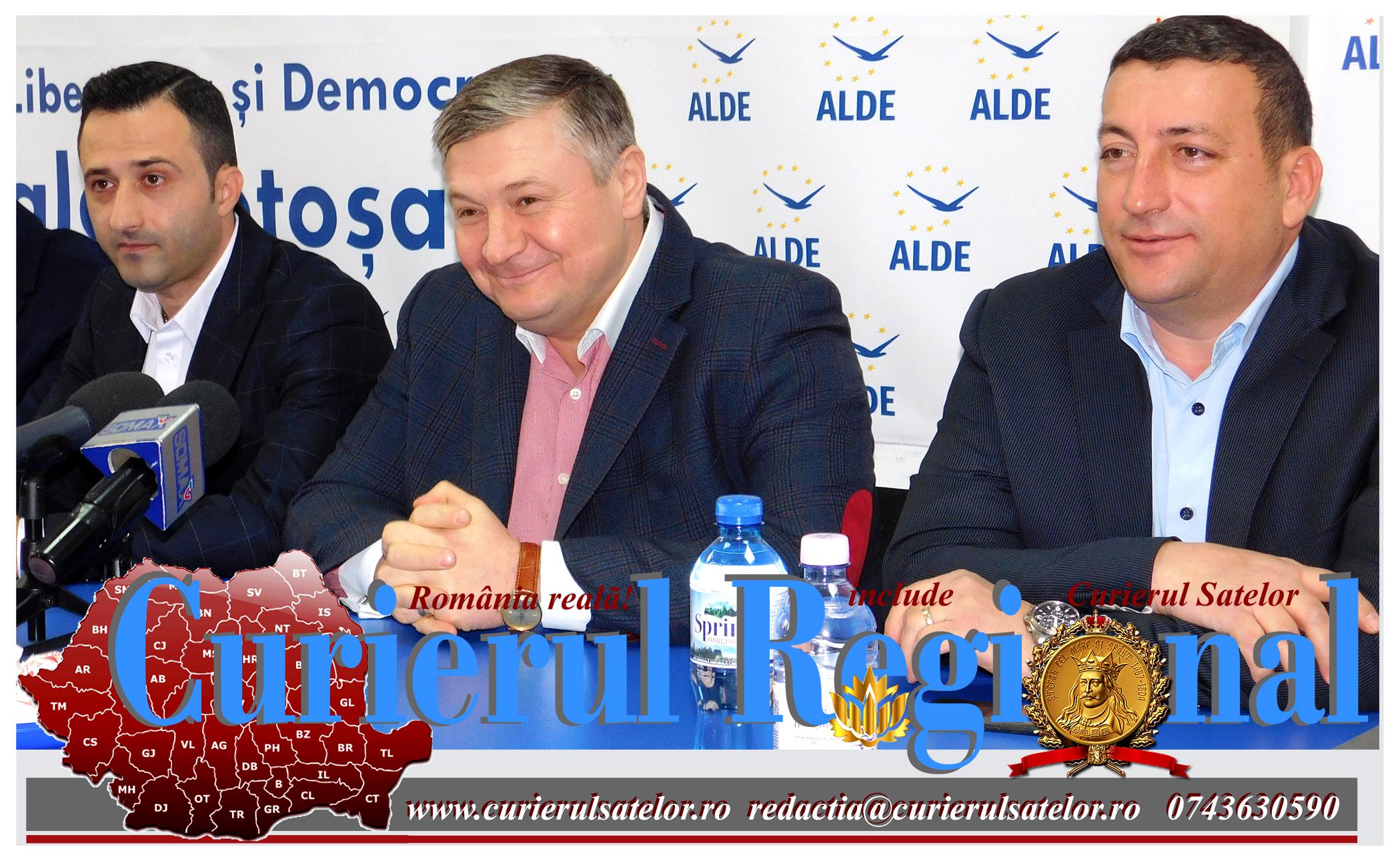 Țurcanu cere autorităților să asigure protecție constituțională botoșănenilor și medicilor. Vezi soluții propuse de Florin Țurcanu - ALDE 15