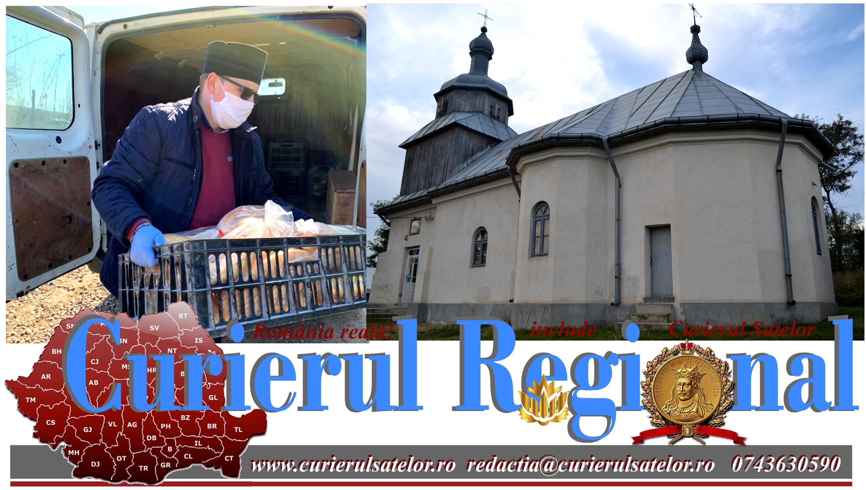 Preotul care împarte mii de pâini nevoiașilor are nevoie de ajutor - totul se întâmplă într-o comună din Botoșani 1