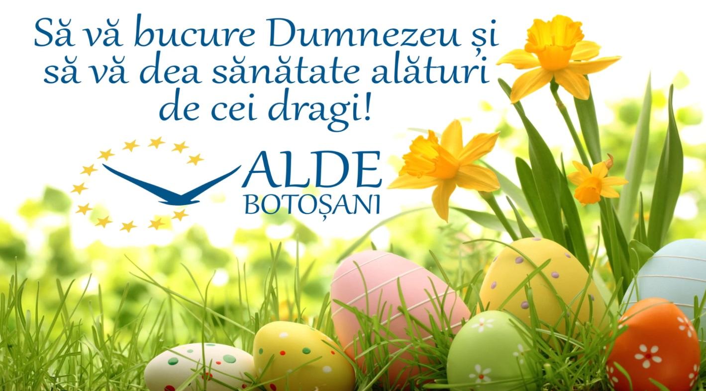 ALDE Botoșani - mesaj pascal video 21
