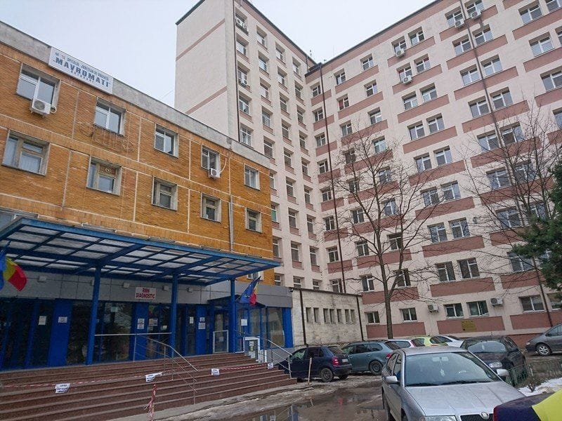 ALDE - eroina căzută la datorie arată cangrena Spitalului Județean 5