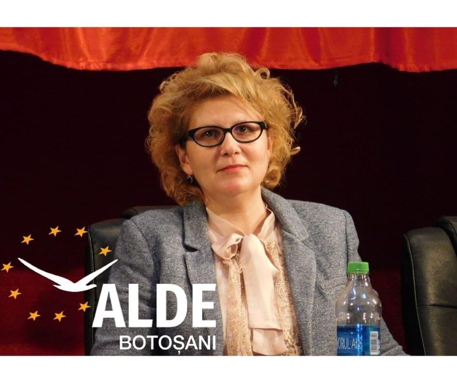 Roxana Țurcanu, ALDE: Irigațiile sunt colacul de salvare pentru agricultorii botoșăneni! - video 18