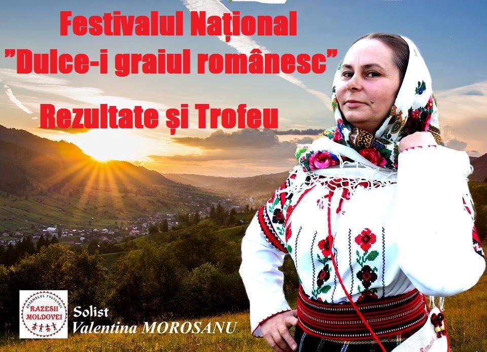 """Câștigătorii Festivalului """"Dulce-i graiul românesc"""". Surprize cu fete din Botoșani 21"""
