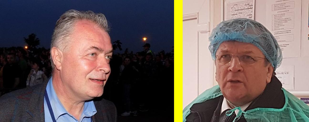 În prag de alegeri, primarul Flutur s-a trezit din letargie și i-a amputat atribuțiile viceprimarului PSD Marian Murariu, care a gestionat investiții de milioane de euro 29