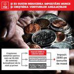 PSD la guvernare înseamnă siguranța locurilor de muncă și siguranța salvării și relansării antreprenorilor români