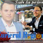 """Primarul """"țeapă"""" Cosmin Andrei primește soluții de la Silegeanu pentru scoaterea municipiului din groapa falimentului"""