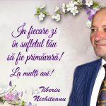Cel mai râvnit burlac din Botoșani – mesaj de 8 martie