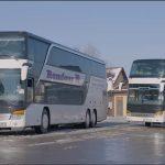 Călătorește în Europa cu autocare etajate de la Romfour – video
