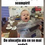 Bani de 2 caiete și un pix ÎN LOC DE ALOCAȚII DUBLE. Un Guvern care își bate joc de copii nu mai trebuie să rămână în funcție nici măcar o zi!
