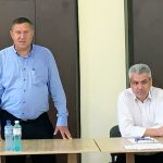 Viitorul președinte al PNL Botoșani a participat la alegerile organizației din Stăuceni