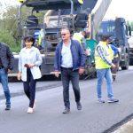 Succes al gospodarilor de la CJ: drumul județean Mesteacăn – Vorona se reabilitează