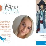 O tânără dintr-o comună înscrisă în cel mai mare concurs de antreprenoriat pentru femei
