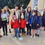 De Ziua Bastonului Alb, OFSD Botoșani alături de copiii nevăzători